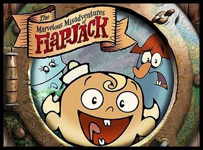 the marvelous misadventures of flapjack | The Marvelous Misadventures of Flapjack (Mi Nueva Serie Animada ...