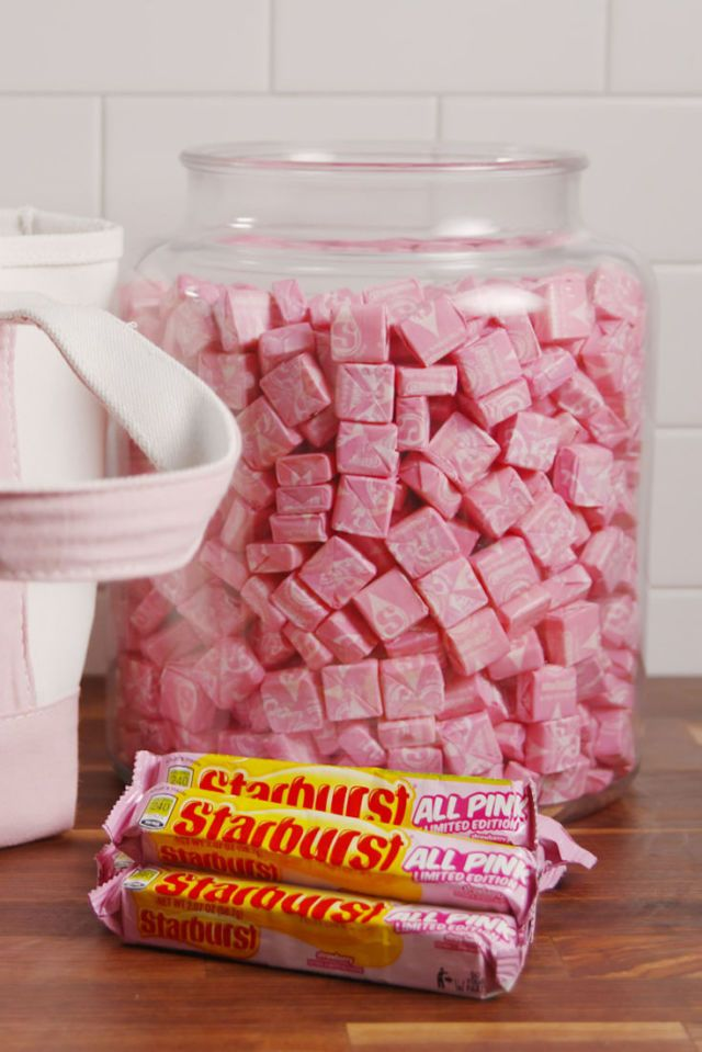 [UPDATED] All-Pink Starburst Are NOW In Stores