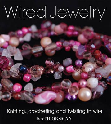 Helps jewellers and crafters create unique and beautiful jewellery that can be worn with pride. This book features 20 projects split into four main sections: knitting, French knitting, crochet and twisting. Using these simple skills, readers can quickly learn to make necklaces, bracelets and earrings. #HappyReading