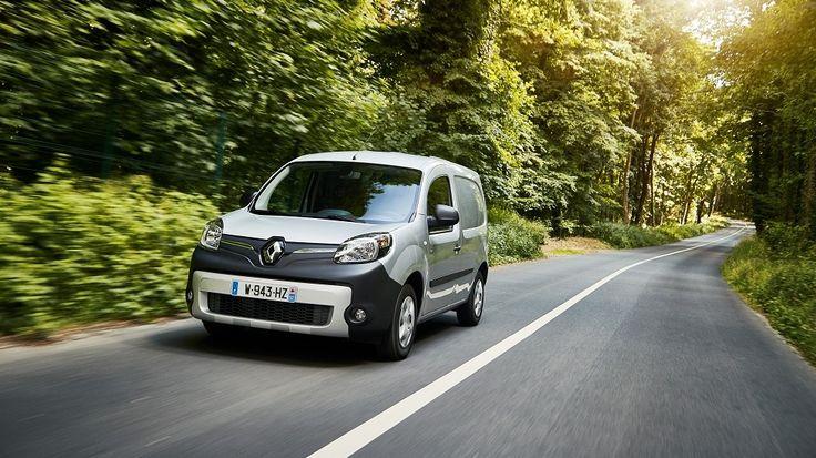 Sala de Imprensa Renault - Novo KANGOO Z.E.: autonomia maior, recarga mais rápida e mais simples