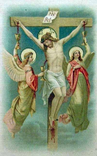 PRINCIPALES FIESTAS: La Preciosisima Sangre de Cristo