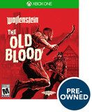 Wolfenstein: The Old Blood - PRE-Owned - Xbox One, Multi, PREOWNED