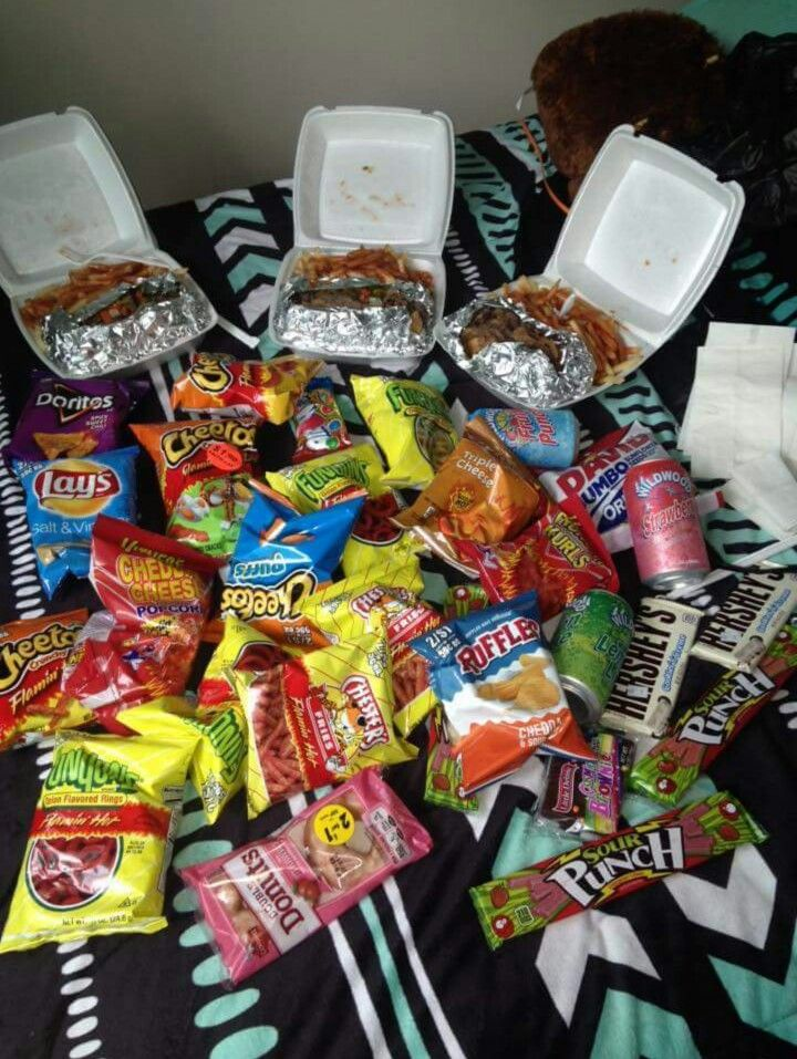 Late Night Snacks Ideas Junk Food