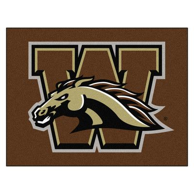 FANMATS NCAA Western Michigan University All Star Mat