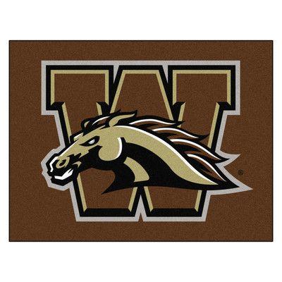 FANMATS NCAA Western Michigan University All Star Mat