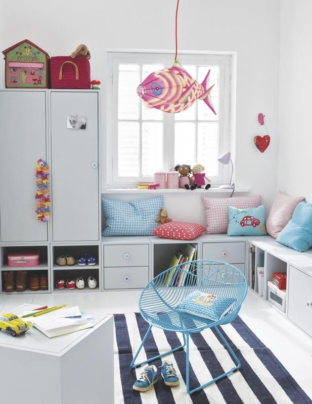 kids room//reading nook..