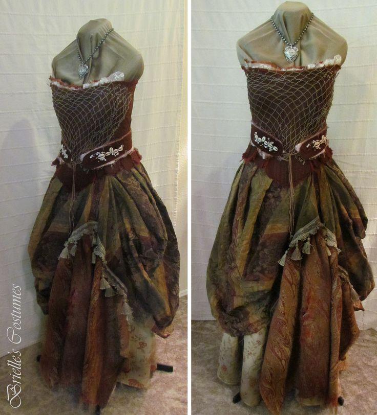 Tia Dalma Pirates of the Caribbean costume