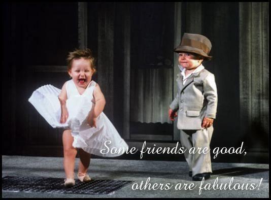 Alcuni amici...