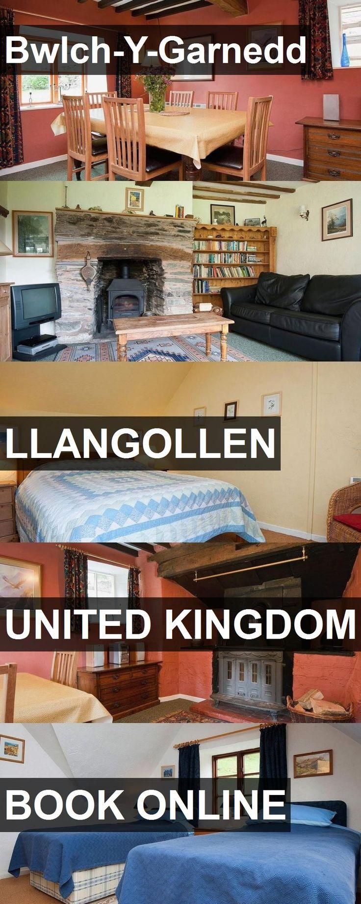 Hotel Bwlch-Y-Garnedd in Llangollen, United Kingdom. For more information, photos, reviews and best prices please follow the link. #UnitedKingdom #Llangollen #travel #vacation #hotel