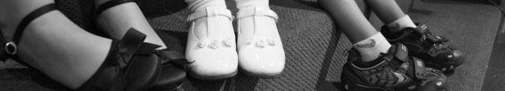 The 10 Commandments of Children's Sermons | on the chancel steps