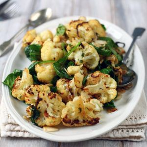 Roast Cauliflower #Starter #Recipe #Cauliflower #SouthAfrica