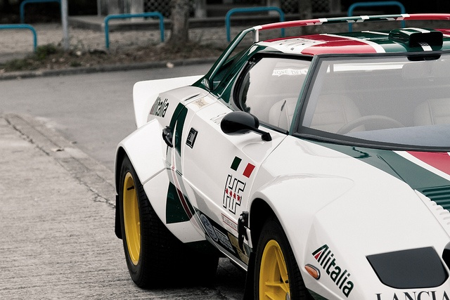 Lancia Stratos [Hawk HF] by - Icy J -, via Flickr