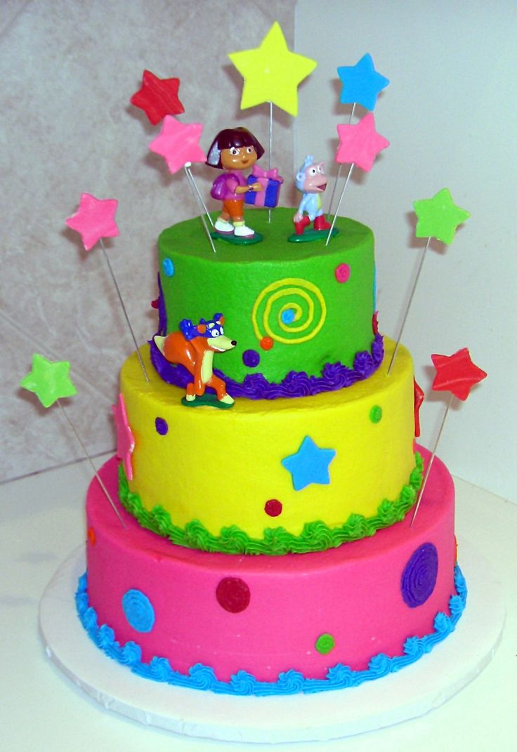 18 best images about Party - Dora on Pinterest