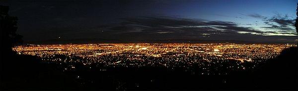 HOME!  Currently San Jose, California.