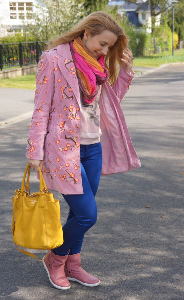 Outfit: Farbenliebe - GlamourSister.com