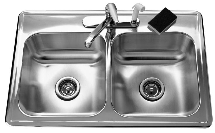 Need to replace a kitchen sink? Get step-by-step tips to get this project done and you'll be enjoying a shiny new kitchen sink in no time!