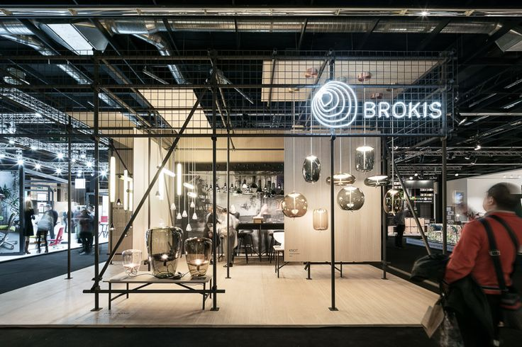 IMM Cologne January 2017 - Brokis - lights - PURO by Lucie Koldova - design - interior.