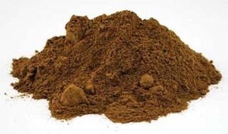 Fo-ti Root is a tonic herb that can help relieve abdominal pain by restoring and invigorating essential body systems.  It can be taken as a tea, tincture, or capsule.  www,theancientsage.com