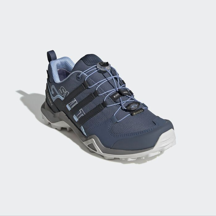 Terrex Swift R2 GORE TEX Hiking Shoes in 2019 | Blue shoes