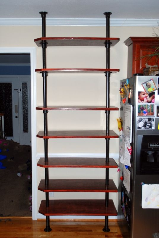 Pipe Shelving...
