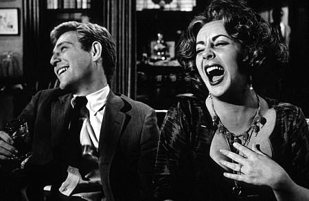 Who's Afraid of Virginia Woolf? (1962) Elizabeth Taylor/Sandy Dennis