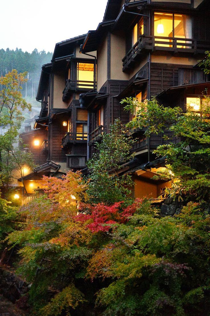 黒川温泉、熊本/ kurokawa onsen, Kumamoto
