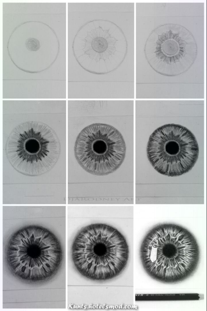 How To Draw Hyper Realistic Eye Step By Step Tutorial For Beginners Youtube How To Draw Hyper Rea Realistic Drawings Drawing For Beginners Eye Drawing