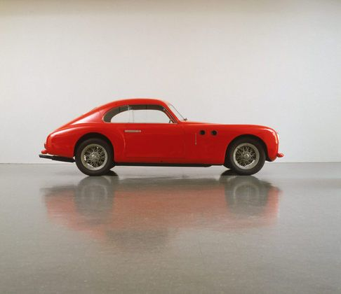 "Pininfarina (Battista ""Pinin"" Farina). Cisitalia ""202"" GT Car. 1946 (produced 1948)  The Cisitalia entered MoMA's collection in 1972."