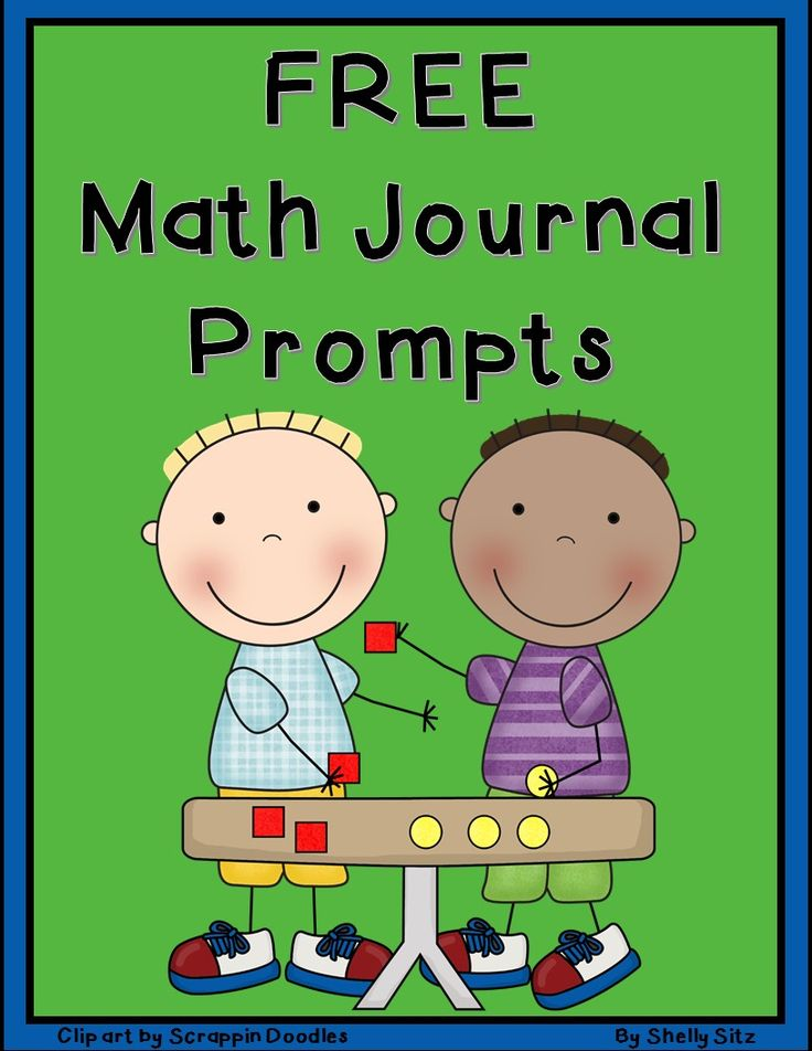 Smiling and Shining in Second Grade: Math Journal Prompts for Second Grade