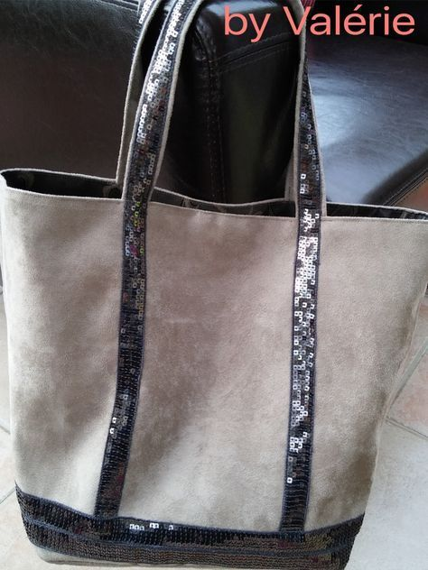 Tuto sac cabas style V.B                                                                                                                                                                                 Plus