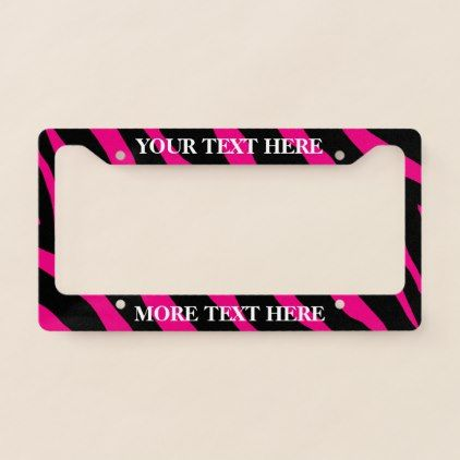 Best 20 License Plate Frames Ideas On Pinterest