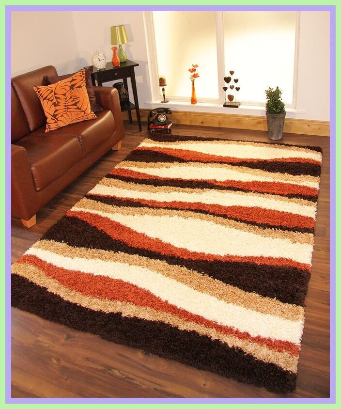 34 Reference Of Brown Couch Orange Rug | Living Room Orange, Burnt Orange Living Room, Burnt Orange Living Room Decor