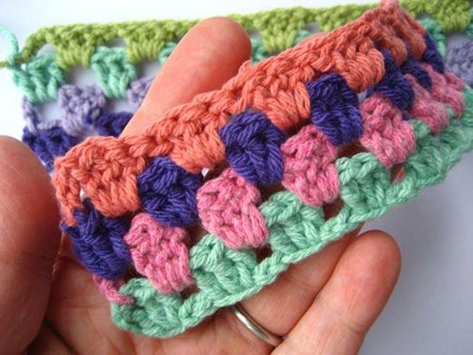 Crochet Granny Stripe Stitch Free Pattern and Instruction - Video