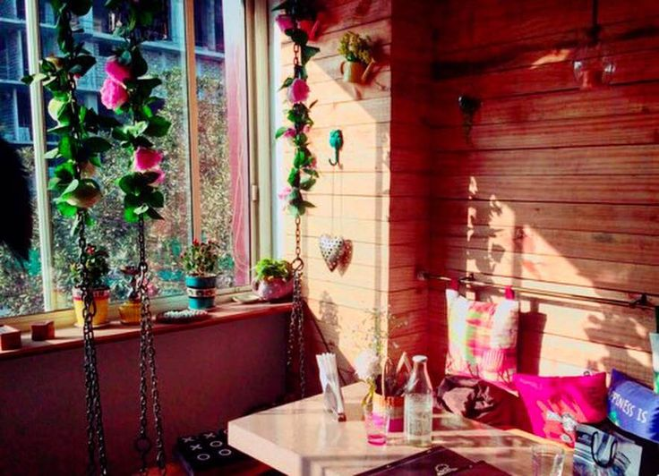 Balcony, OUR STORY BISTRO & TEA ROOM