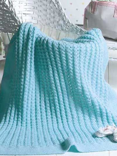 Patterns For Baby Blankets To Knit : 25+ best Knitted Baby Blankets ideas on Pinterest ...