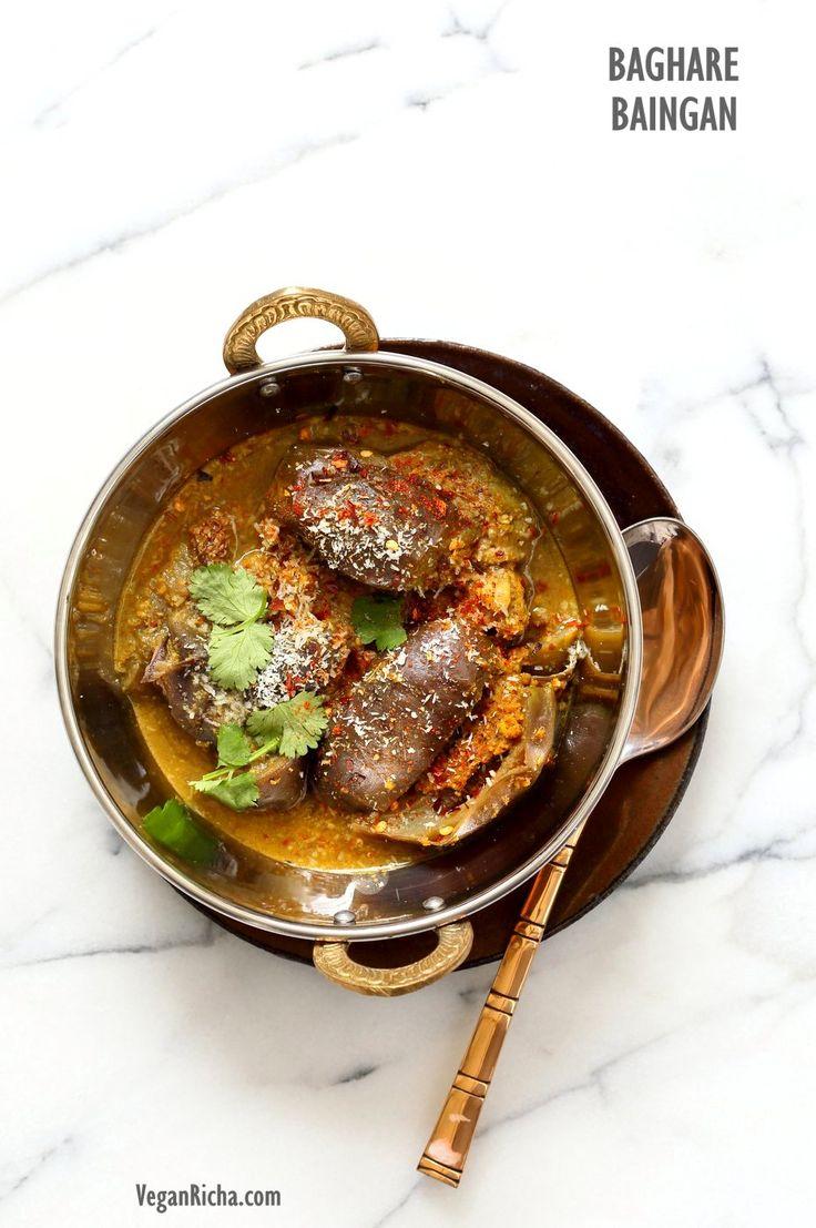 Instant Pot Masala Eggplant Curry.
