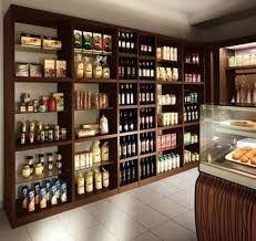 Risultati immagini per arredo negozio alimentari