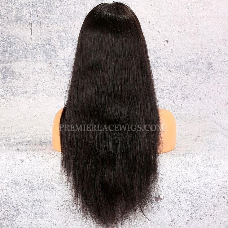 Silky Straight 360 Lace Wig SKU360LW01 Hair Type Indian