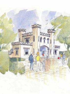 Lower Lodge at ashton - Home