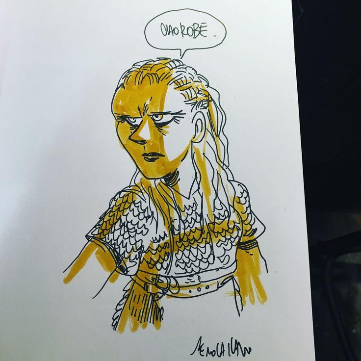Comics, lagertha from Vikings