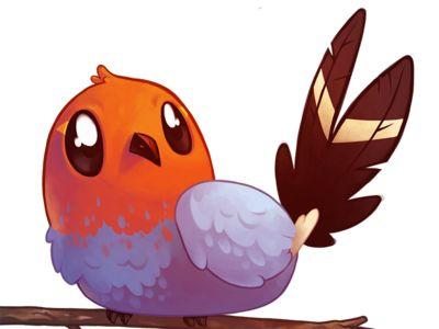 Pokemon X/Y Fletchling