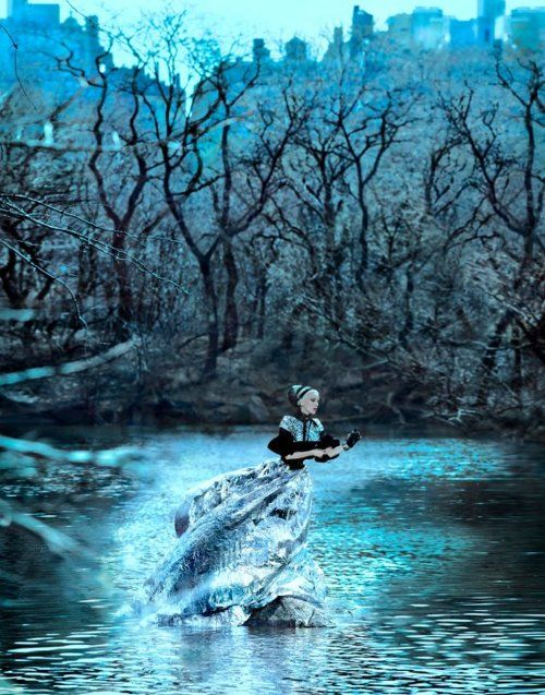 Daphne Guinness - Lady of the Lake