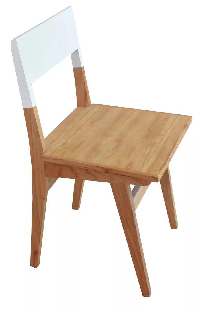 9 best sillas de estilo moderno images on pinterest for Silla escandinava