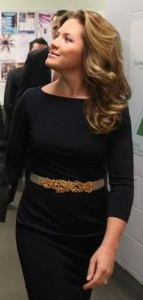 Sophie Trudeau wife of Liberal Leader Justin Trudeau