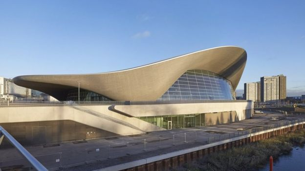The London Aquatics Centre - A look at some of Dame Zaha Hadid's award-winning designs, following her sudden death at the age of 65.