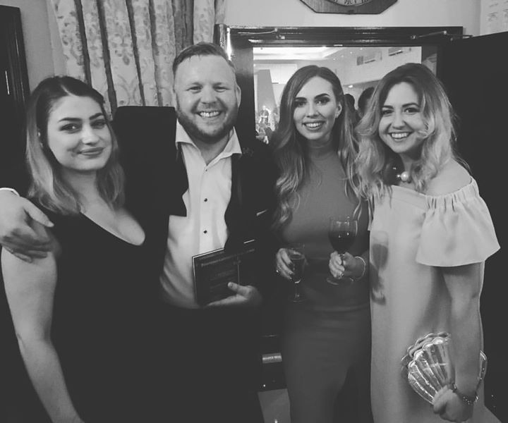 Winners - Grinners! We won Best Social Media Presence at last night's Lancashire Business Awards. #LBA17  What a fab night. Congratulations to all winners & nominees & thankyou to those that voted for us. The #Moose is on the loose  #lancashire #business #awards #socialmediamarketingtips #social #training #entrepreneur #startup #success #contentmarketing #digitalmarketing #marketing #employeeengagement #entrepreneurship #successful #igers #moosecountry #influencer #business #businessgrowth…