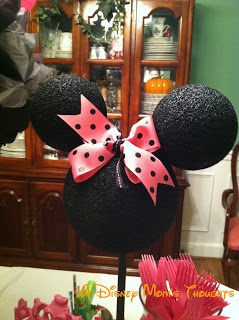 A Disney Mom's Thoughts: Minnie Mouse Birthday Ideas!