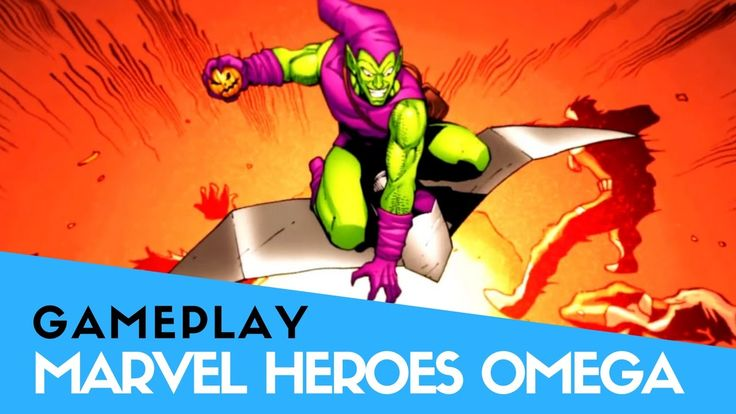 Marvel Heroes Omega PS4 Beta Gameplay All Prologue Bosses