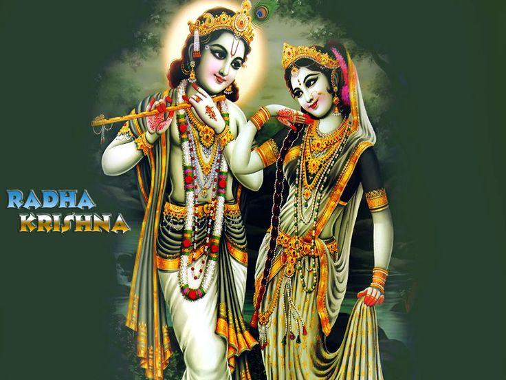 Radha-Krishna: The Perfect Valentines'