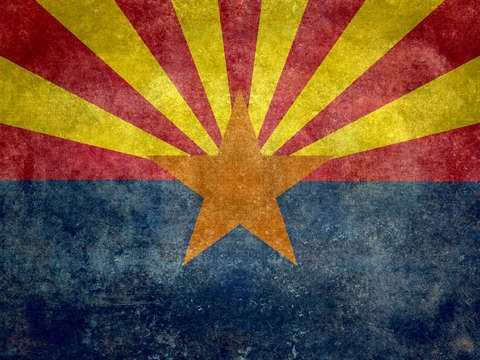 Check out 'Arizona, the 48th state!' by Bruce Stanfield on TurningArt